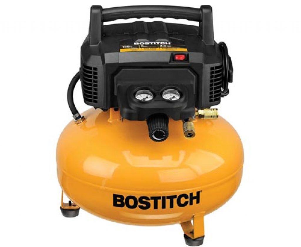 BOSTITCH-Pancake-Air Compressor